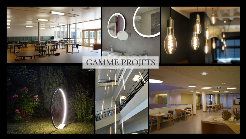 Gamme Projets